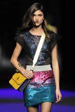 Esther Noriega en la Mercedes-Benz Fashion Week Madrid Febrero 2017 - Ediciones Sibila (Prensapiel, PuntoModa y Textil y Moda)
