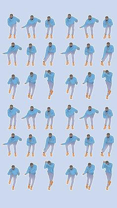 Drake Hotline Bling Dance iPhone 6 / 6 Plus wallpaper