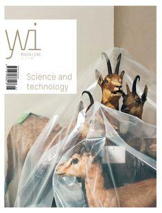 issue #5 Magazine Cover Design, Magazine Editorial, Science And Technology, Lorem Ipsum, Layout, Graphic Design, Magazines, Scrap, Photography