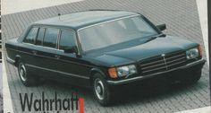 Mercedes Benz S Class Stretch Limousine Mercedes W126, Mercedes Benz Cars, Merc Benz, Benz S Class, Classic Mercedes, Nice Cars, Limo, Cars And Motorcycles, Trains