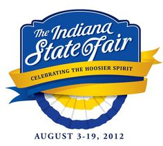2012 Indiana State Fair logo - scrapbook