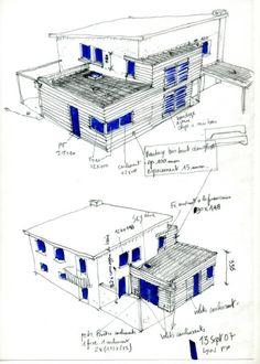 extension maison annee 60-70 : agrandissement et extension bois | Agrandissement  Extension