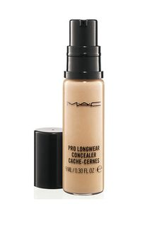 MAC Pro Longwear Concealer. Use the NC tones over the select cover up concealer to perfect the under eye area. Also can be used on face to cover up blemishes and pigmentation. Best multipurpose concealer! Very natural finish and stays matte during hot summer weather