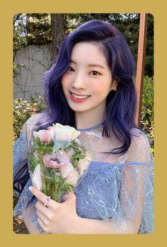 "Twice-Dahyun ""More & More"" Pre-Order Photocard Nayeon, K Pop, South Korean Girls, Korean Girl Groups, More Lyrics, Jihyo Twice, Twice Dahyun, Twice Kpop, Hair"