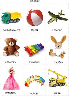 Pro Štípu: Hračky
