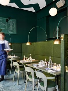 Bar Central Stockholm by Uglycute | Yellowtrace