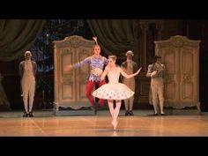The Nutcracker: Drosselmeyer's dolls (classical variations) - YouTube