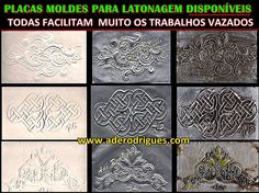 NOVOS MOLDES P/ LATONAGEM | Flickr - Photo Sharing!