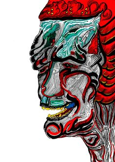 """Check out this @Behance project: """"Demons"""" https://www.behance.net/gallery/38218475/Demons"""