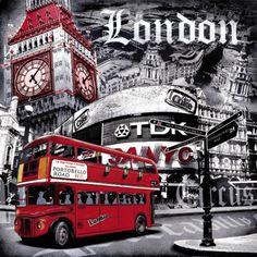 London Portobello Poster at AllPosters.com