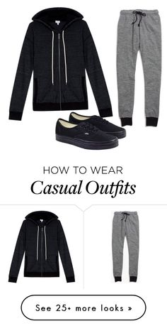 """Casual"" by fashionfunny206 on Polyvore featuring Splendid, Madewell and Vans"