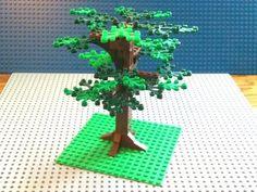 Tutorial - Lego Oak Tree [CC]