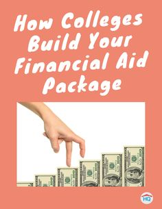 Don't wait until it's too late! Learn the secrets of college financial aid before you apply to college. If you understand how colleges build financial aid packages before you apply, you… College Costs, Financial Aid For College, College Planning, Financial Planning, College Tips, School Scholarship, Scholarships For College, College Humor, School Humor