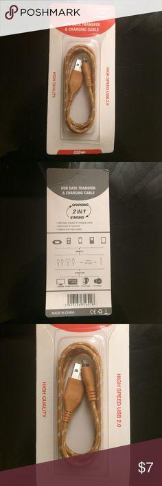 USB Data Transfer & Charging Cable USB Data Transfer & Charging Cable Accessories