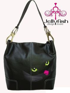 And a purse, too! When I win the lottery, I will buy this and shoes to match from Studio Jellyfish!