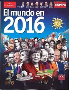 TIEMPO. El mundo en 2016 (Decembro 2015)