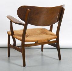 Hans Wegner - Shell Chair, model CH 22