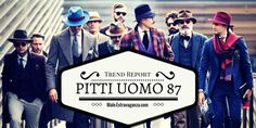 8 Trends From Pitti Uomo 87 You Can Start Using NOW! #pittiuomo87 #pittiuomo2015 #pittiuomo #menswear #hats