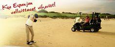 Koe Espanjan valloittavat viheriöt - http://www.rantapallo.fi/espanja-kutsuu/golf/