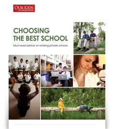 A must read for parents on discovering the best school for your child!