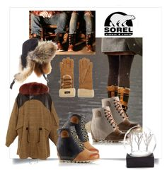 """Sorel Canada 1964 Wedge Boots"" by hrush on Polyvore featuring SOREL, Rodarte, Preen and UGG Australia"