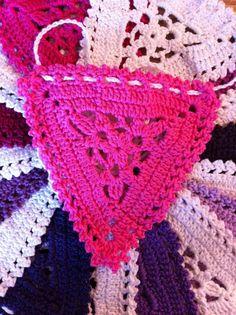 854 Beste Afbeeldingen Van Slingers Crochet Garland Flags En Garlands