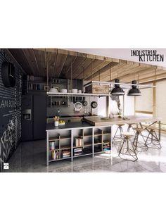 Industrialna Kuchnia - zdjęcie od Tomasz Pieczara