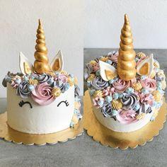 Jak zrobić tort jednorożec Birthday Candles, Birthday Cake, Birthday Parties, Cake Youtube, Cake Shop, Rosettes, Cake Decorating, Unicorn, Food And Drink