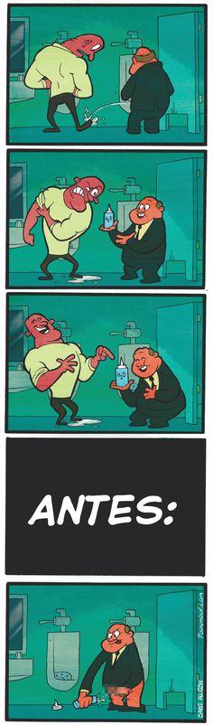 Satirinhas - Quadrinhos, tirinhas, curiosidades e muito mais! - Part 122