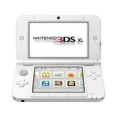 Nintendo 3DS XL - White/Pink (Nintendo 3DS XL) #Target