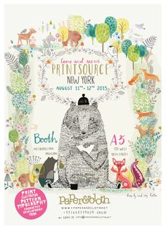 Paper & Cloth at Printsource...