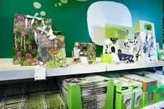 IKEA Paper shop by Kollo, Britain and Sweden » Retail Design Blog