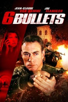 Rent 6 Bullets starring Jean-Claude Van Damme and Joe Flanigan on DVD and Blu-ray. Get unlimited DVD Movies & TV Shows delivered to your door with no late fees, ever. One month free trial! Internet Movies, Movies Online, 2012 Movie, Movie Tv, Jc Van Damme, Peliculas Audio Latino Online, Claude Van Damme, Capas Dvd, Movie Covers