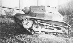 "inilitus: ""Polish tanks of WWII From top to bottom: -TKS -7TP -9TP -10TP -14TP -20/25TP """