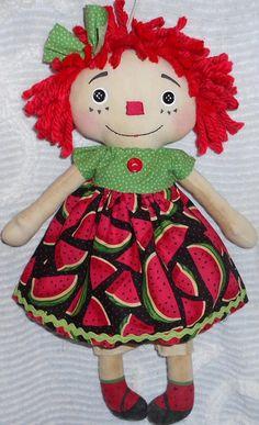 """""""Mellie"""" my new Watermelon Annie"""