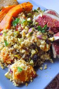 marokkaanse pompoen couscous Ras El Hanout, Paleo, Keto, Couscous, Meatloaf, Fried Rice, Quinoa, Fries, Dinner Recipes