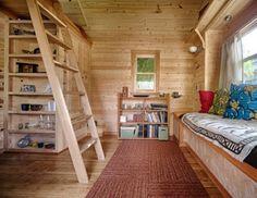construir una pequeña casa