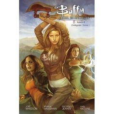 Buffy contre les vampires - Buffy contre les vampires, L'intégrale, Saison 8 T1