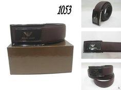 Cinturones Armani M0002 [CINTURONES 00002] - €65.99 :
