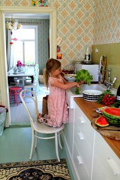 Niinan unelmia: Keittiöremontti melkein valmis