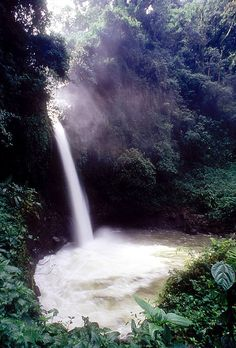 Waterfall 2, Costa Rica