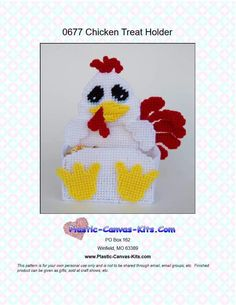 CHICKEN TREAT HOLDER 1