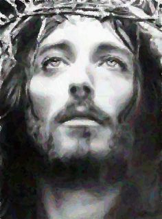 Jesus Face of Jesus Photograph by flowergardens on Etsy, $10.00