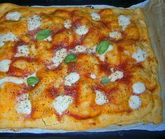 """Anna in Casa: ricette e non solo: Pizza doppia  lingua"""" under the header #annaincasa #originalitalianrecipes #italianhomecook"""