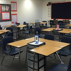 How Desk Towers Saved My Sanity High School English Collaborative Learning Classroom Design and SetUp Middle School Classroom, New Classroom, Classroom Setup, Classroom Design, Classroom Hacks, Art Classroom Layout, English Classroom Decor, Classroom Images, Classroom Supplies