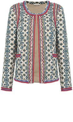 Monsoon Printed Jacket, £89