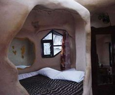 the crazy house hotel room