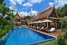 Baan Samlarn - Dhevatara Cove   Luxury Retreats