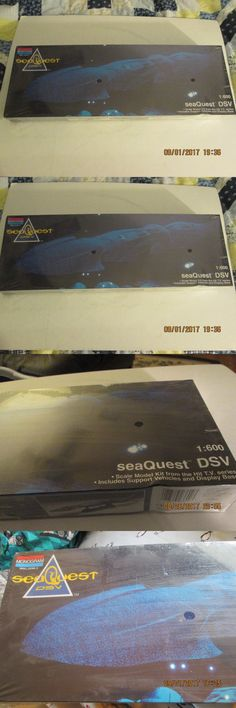 Other Sci-Fi Models and Kits 1193: Brand New Sealed Monogram Seaquest Dsv 1:600 Scale Model Kit-1994 -> BUY IT NOW ONLY: $34.99 on eBay!