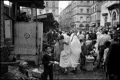 ALGERIA. Algiers. 1962. The Casbah.